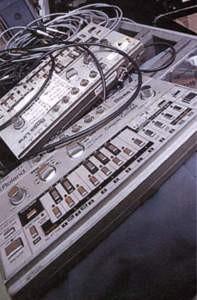 Roland TB-303 bass-line