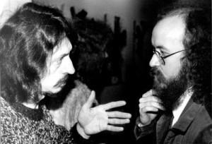 V.Makarov and S.Letov. A photo of Dm. Preobrazhenskiy