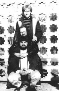 Vladimir Resitskiy, Arkady Kirichenko, and Sergey Letov